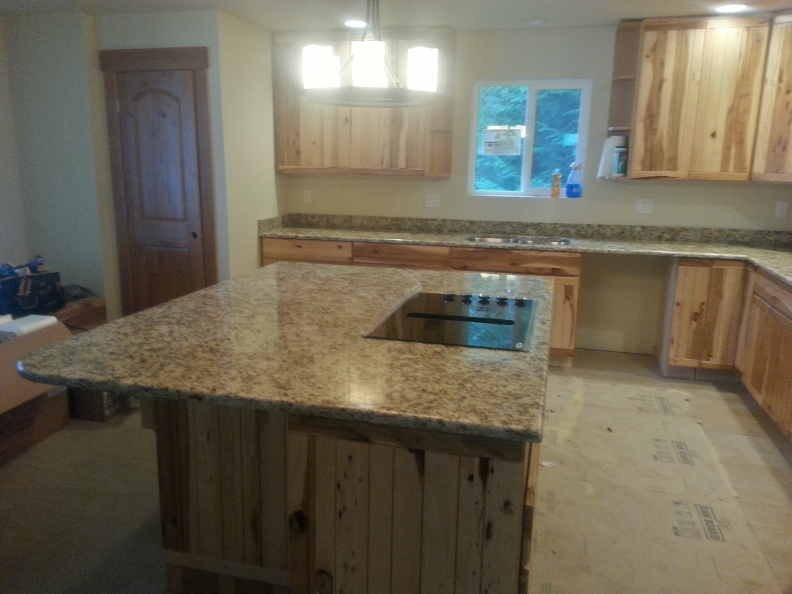 Professionally Installed Counters and Islands